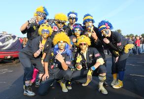 The University of Toledo Blue Crew