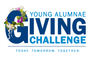 Young Alumnae Giving Challenge 2018