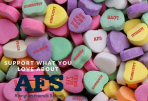 Support What You Love at AFS
