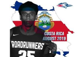Men's Basketball Costa Rica Trip
