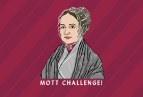Honor Lucretia Mott & support current Swarthmore students! 1,632 donors = $250,000 for students!