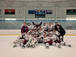 Road to Nationals - Fordham Hockey