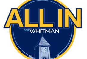 All in for Whitman