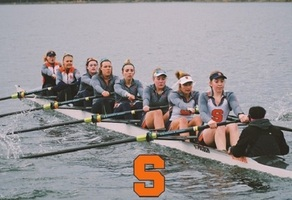 2019 Women's Rowing Spring Campaign