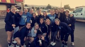 CCS Women's Soccer team
