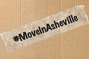 #MoveInAsheville