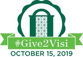 #Give2Visi