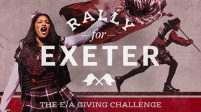 Rally for Exeter! Beat Andover!