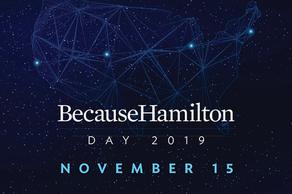 Because Hamilton Day