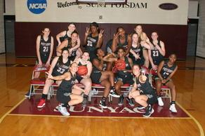 Potsdam Women's Basketball Team