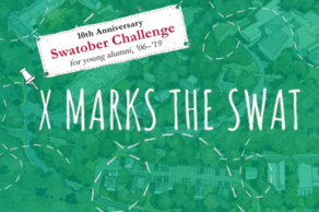 10th Annual Swatober Young Alumni Challenge: X Marks the Swat