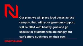 Hunger Free Campus Campaign Image