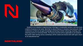 Women in Aviation Int'l Conference Campaign Image