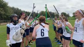 Women's Club LAX: Now We're HERE Campaign Image