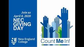 NEC Giving Day 2020