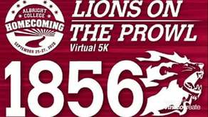 Lions on the Prowl Virtual 5K Campaign Image