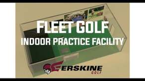 Fleet Indoor Golf Practice Facility Campaign Image