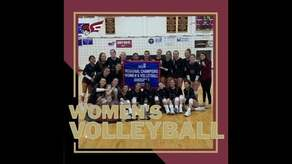 Fleet Women's Volleyball Campaign Image