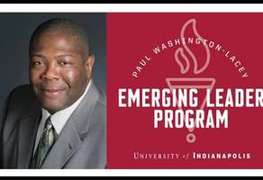 Paul Washington-Lacey Emerging Leader Program Campaign Image