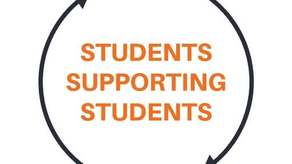 Students Supporting Students Campaign Image