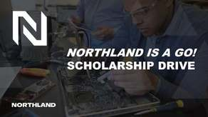 2021 Northland is a Go! Scholarship Campaign Image