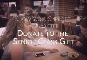 PEA Class of 2018 Senior Gift Campaign Image