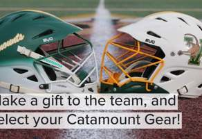 Support the UVM Men's Lacrosse Team Campaign Image