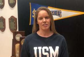 USM Women's Basketball Campaign Image