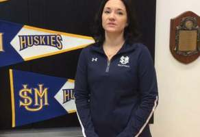 USM Women's Volleyball Campaign Image