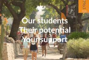 The Pitzer Promise Scholarship Campaign Image