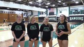 Ranger Impact Fund: Volleyball Campaign Image