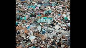 Bahamas Relief Campaign Image