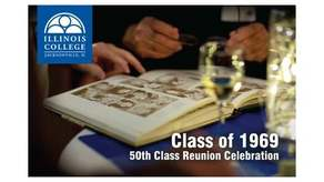 Class of 1969 50th Reunion Gift Campaign Image