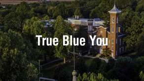 True Blue You Campaign Image