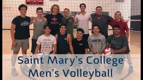 Get Men's Volleyball to Nationals Campaign Image