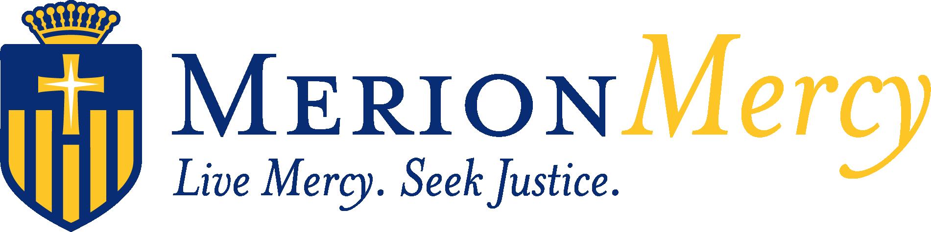 Merion Mercy: Live Mercy. Seek Justice.