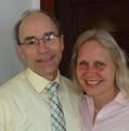 David and Ingrid Hill photo