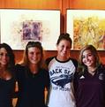 Molloy Women's Tennis Team photo